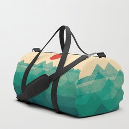 The ocean, the sea, the wave Duffle Bag
