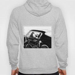 asc 432 - Le bolide noir (Never go into a black car) Hoody