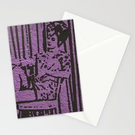 Midnight Time Stationery Cards