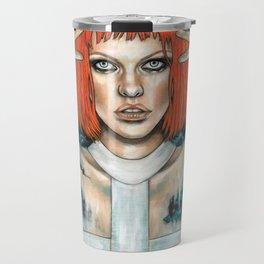 Leeloo Dallas Travel Mug