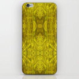 Triangular Tree iPhone Skin