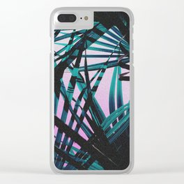 Pop Tropical Clear iPhone Case