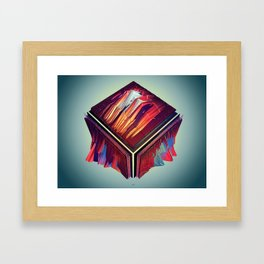 #Transitions XXXIV - GATELESS  Framed Art Print