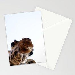 Playful Giraffe Stationery Cards