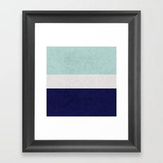 ocean classic Framed Art Print