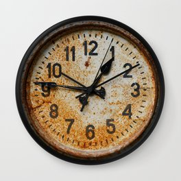 Old wall clock Wall Clock