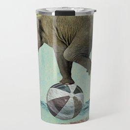Elephant Balance Travel Mug