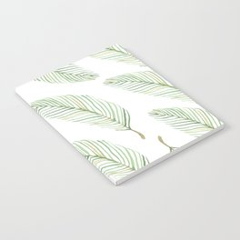 Summer of Palms Notebook