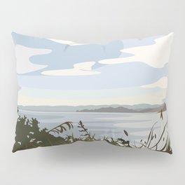 Golden Hour Lookout Pillow Sham