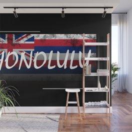 Honolulu Wall Mural