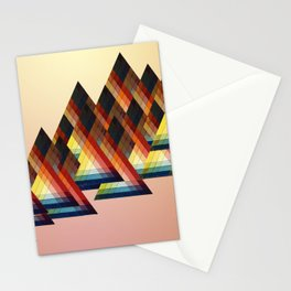 Learning to make fire Stationery Cards