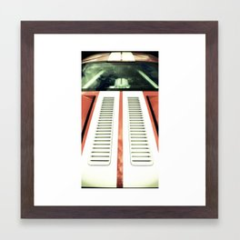 GEE TEE Framed Art Print
