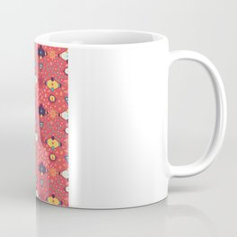 Cosmos Pattern Coffee Mug