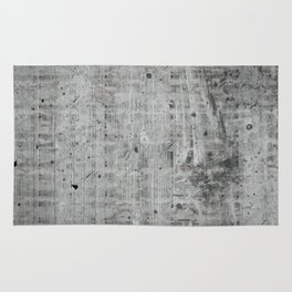 Grey mixed surfaces Rug