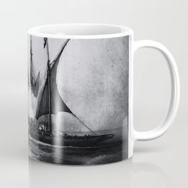Gaspard Vence - 1777 / Corsaire Coffee Mug
