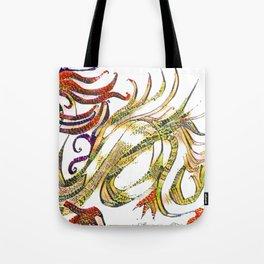 A Dragon Tale For Jaxson Tote Bag