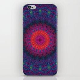 Lacy Mandala iPhone Skin