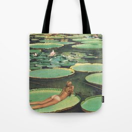 LILY POND LANE Tote Bag