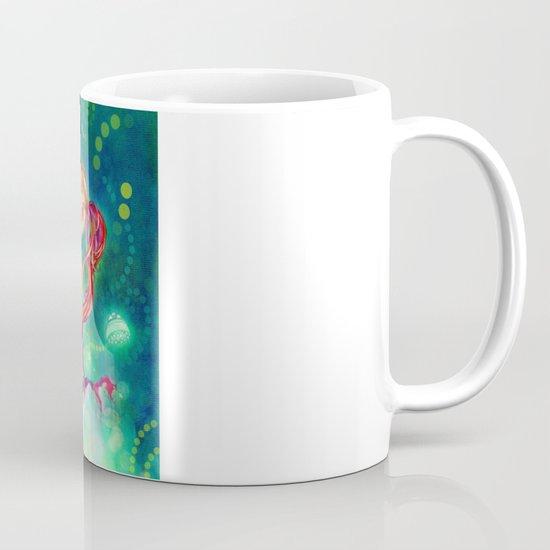 Ink Girl Mug