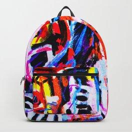Basquiat's Dustheads Backpack