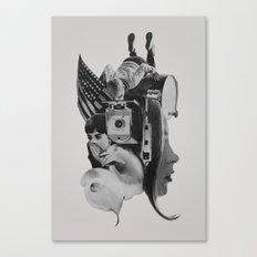 30 Days Canvas Print