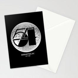 Studio 54 - Discoteque Stationery Cards