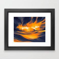 Discovery II Framed Art Print