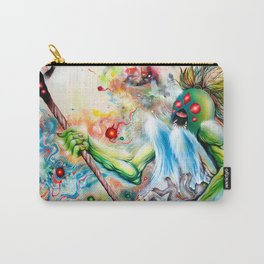 Architect of Prehysterical Myth Carry-All Pouch