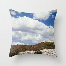 Alcoutrim Throw Pillow