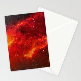 Emission Nebula Stationery Cards