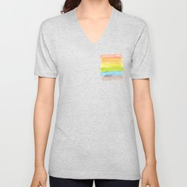 Colors of Pride Unisex V-Neck
