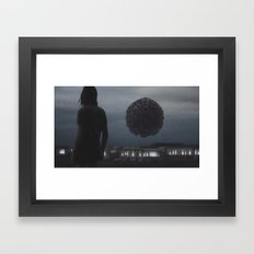 Core Framed Art Print