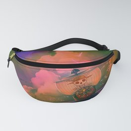 The Ship of Pirates V.2 Fanny Pack