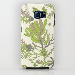 Cream Cradle Flora iPhone Case