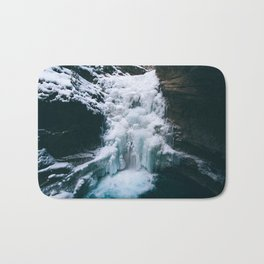 Icy Floes Bath Mat