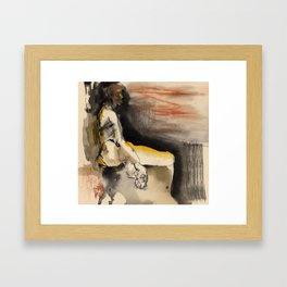 figure 11 Framed Art Print