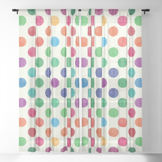 Lovely Dots Pattern III by uniqued