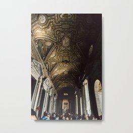 Vatican IV Metal Print