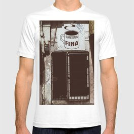 Café Fino T-shirt