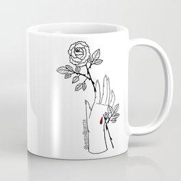 Stigmata Rosa Coffee Mug