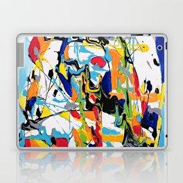 Blue Essence Laptop & iPad Skin