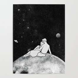 The greatest moon. Poster