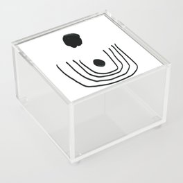 Nordic style Acrylic Box
