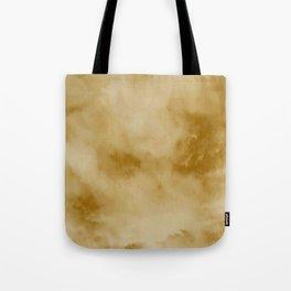 Yellow clouds Tote Bag
