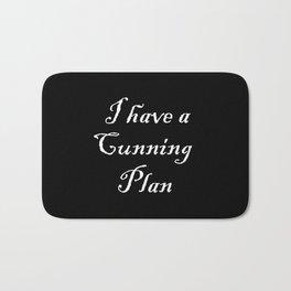 I have a cunning plan Bath Mat