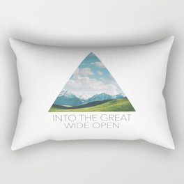 Great Heights Rectangular Pillow