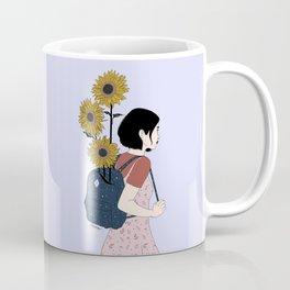 The Sunny Road - Colour version Coffee Mug