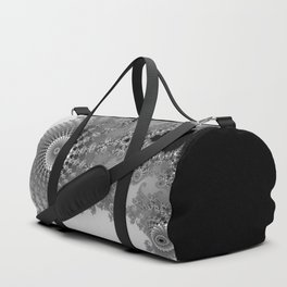 males mandelbrot abstract Duffle Bag