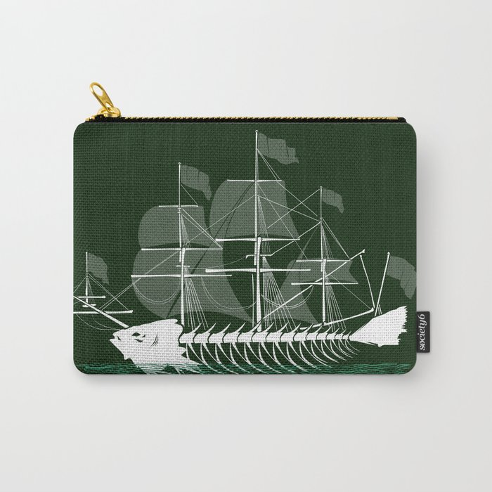 Cutter Fish Carry-All Pouch