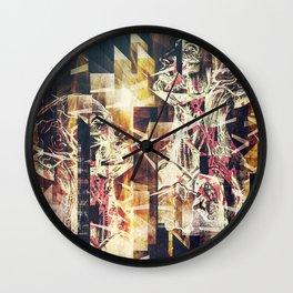 Metro kids Wall Clock